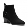 JEDDA BOOTS IN BLACK
