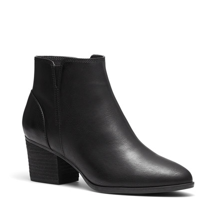 HOLIDAY BOOTS IN BLACK