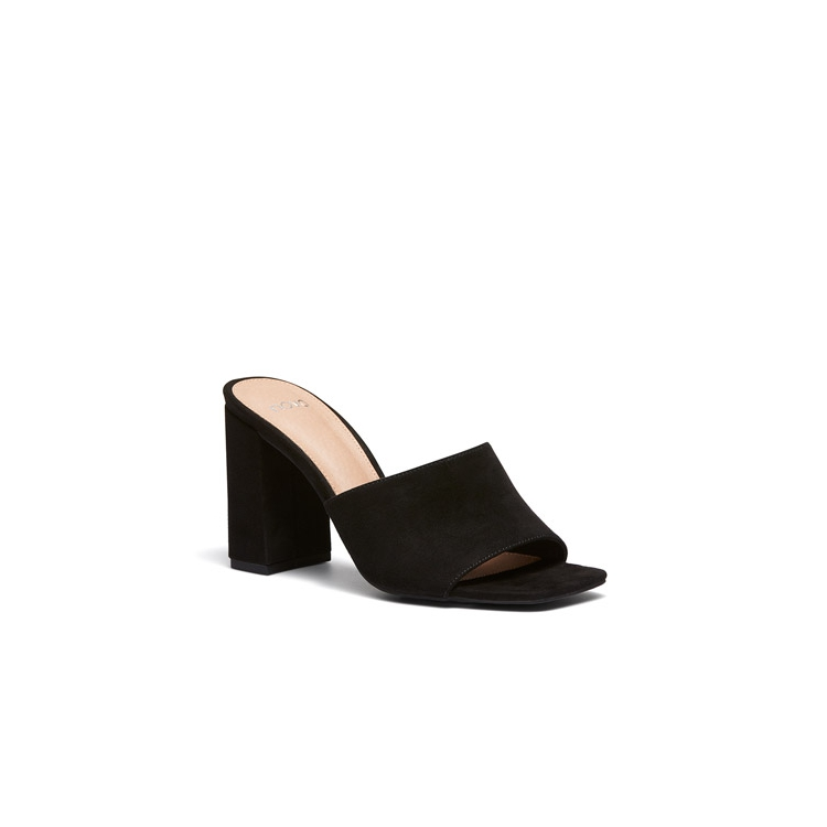 MIRACLE MULES IN BLACK