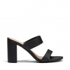 LEXY MULES IN BLACK