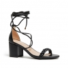 ZATALIE HEELS IN BLACK