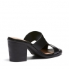 FALICIA MULES IN BLACK