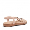 TALK SANDALS IN NUDE