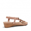 WAYNEE SANDALS IN NUDE