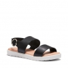 ROCKWELL SANDALS IN BLACK