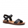 TINY SANDALS IN BLACK