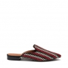 MEMPHIS SH  CASUAL IN BLACK MULTI
