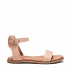 RIVERS SANDALS IN NUDE