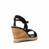 BALIA WEDGE IN BLACK