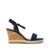 BALIA WEDGE IN NAVY