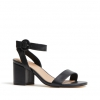 EISEN HEELS IN BLACK