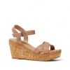 BROM WEDGE IN ALMOND