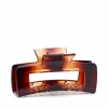 CLAW CLIP HOLLOW  JEWELLERY IN TORTOISESHELL