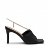 ZAGGAR HEELS IN BLACK