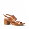 ELISH HEELS IN TAN
