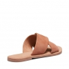 SHADE FLATS IN CAMEL