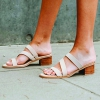 ELLORE HEELS IN NUDE