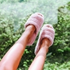 MALLOW SLIPPERS IN PINK