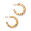 EARRINGS PISCO SOUR  JEWELLERY IN GOLD