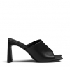 ZALA  SANDALS IN BLACK