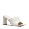 ZALA  SANDALS IN WHITE