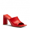 ZALA  SANDALS IN RED