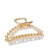 CLAW CLIP SNOWBALL  JEWELLERY IN GOLD