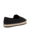 EMARA FLATS IN BLACK