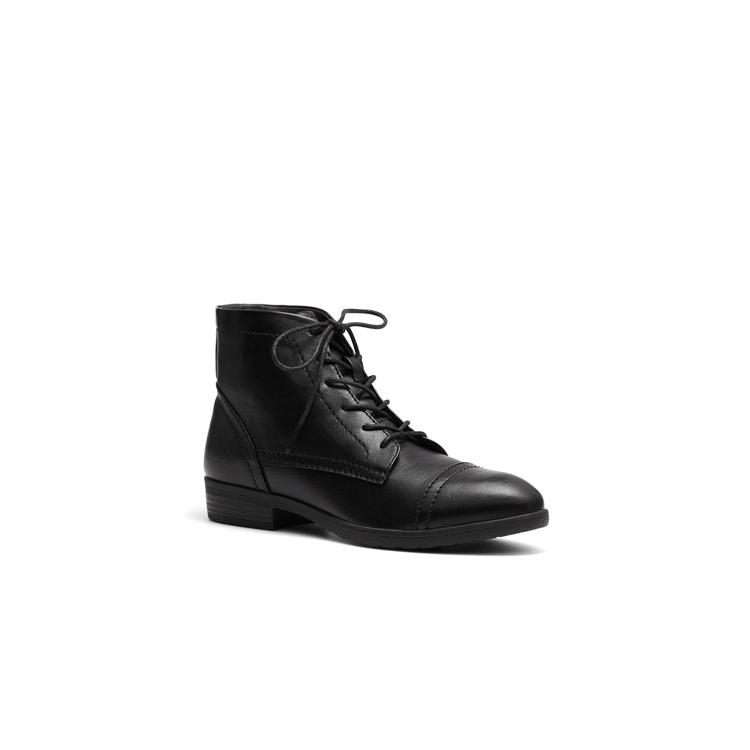 DENHAM BOOTS IN BLACK