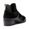 DYNASTY BOOTS IN BLACK