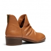 DYNASTY BOOTS IN TAN