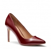 IMPOSSIBLE HEELS IN BURGUNDY