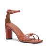 ZOUZOU HEELS IN RED