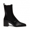 DNA BOOTS IN BLACK SMOOTH