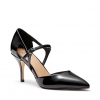 IDAH HEELS IN BLACK PATENT