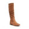 JOSSLYN BOOTS IN CAMEL