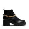 DIONYSUS BOOTS IN BLACK