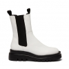 ZWOLLE BOOTS IN WHITE