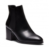 CINDI BOOTS IN BLACK SMOOTH