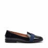 CATHIL LOAFERS IN NAVY