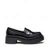 ERES LOAFERS IN BLACK