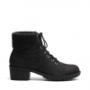 KAVALA BOOTS IN BLACK
