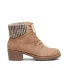 KAVALA BOOTS IN TAUPE