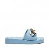 ZOKYO SANDALS IN SOFT BLUE