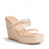 ZACCO WEDGES IN NUDE