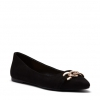 CARRISON FLATS IN BLACK