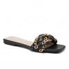SULLY SANDALS IN BLACK