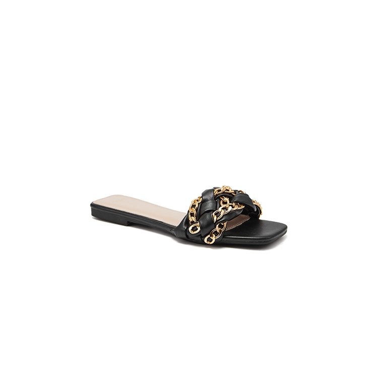 SULLY SANDALS IN WHITE