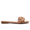 SULLY SANDALS IN NUDE