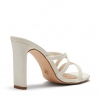 MENTHOL HEELS IN WHITE